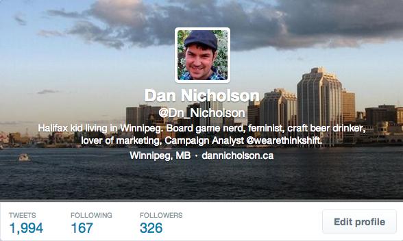 @dn_nicholson Twitter Account